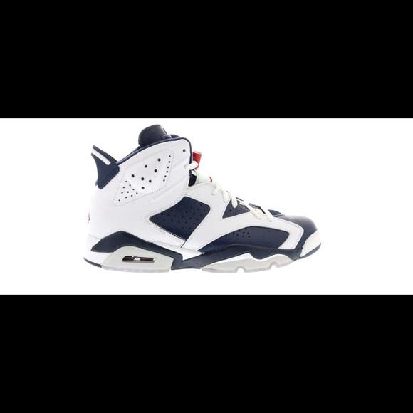 7a64b284b29e40 Jordan Other - Retro Air Jordan 6 s (Olympic Colorway)